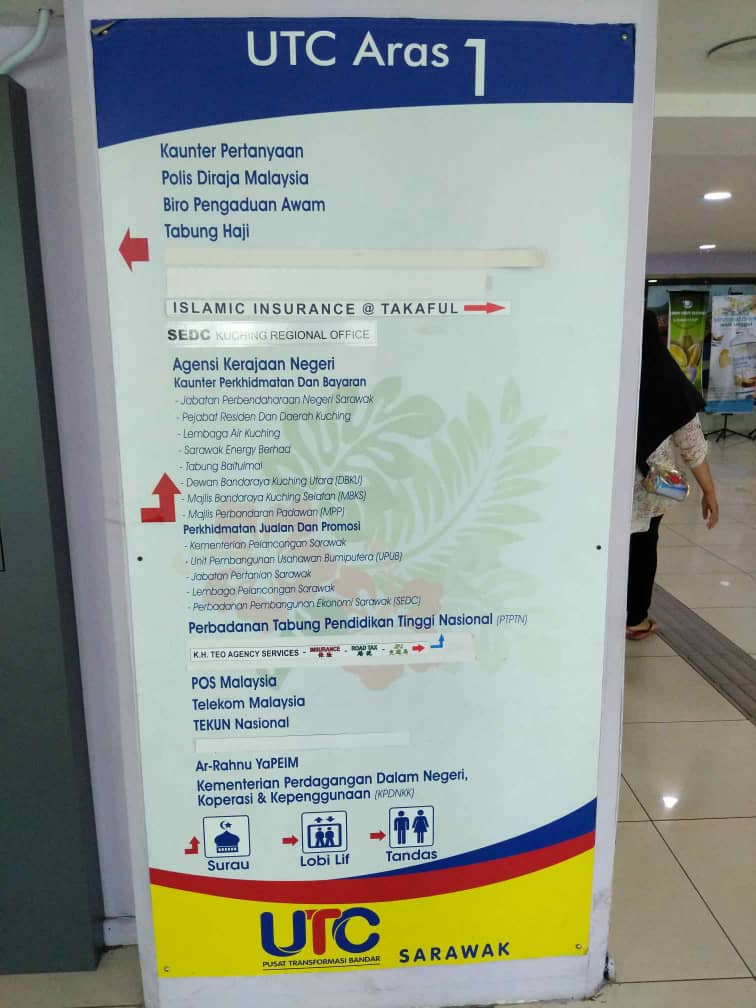 Tatknows Utc Kuching Sarawak Service