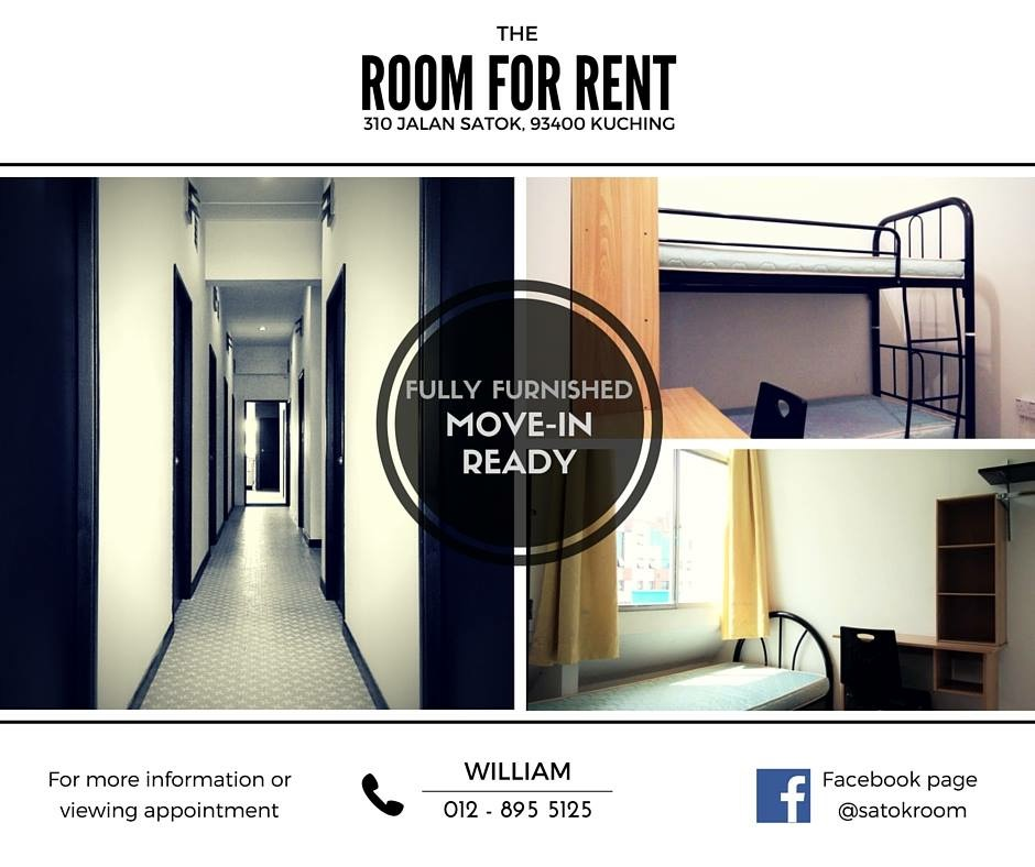 Office Room For Rent In Kuching